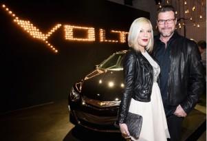 2016 Chevrolet Volt: Celebrities Come Out For LA Launch Party