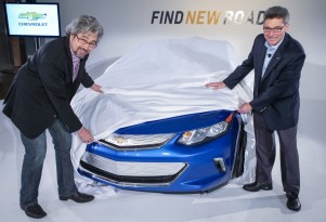 2016 Chevrolet Volt To Add On-Demand Regenerative Braking