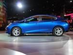 2016 Chevrolet Volt  -  Detroit Auto Show Live Photos