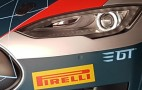 Tesla Model S race car for Electric GT shown; Munter to drive in series (update)