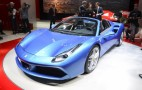 Ferrari 488 Spider: 2015 Frankfurt Auto Show Live Photos & Video