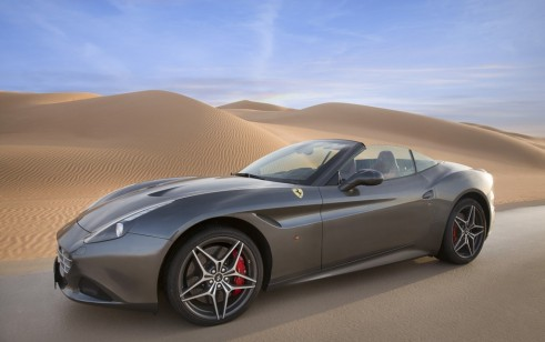 2016 ferrari california vs bmw 6-series, mercedes-benz sl class