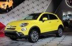 2016 Fiat 500X: Live Photos And Video From 2014 LA Auto Show