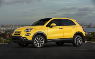 2016 Fiat 500X Priced From $20,900
