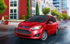 Free Electric-Car Charging For Ford C-Max Energi Owners (For 3 Years)