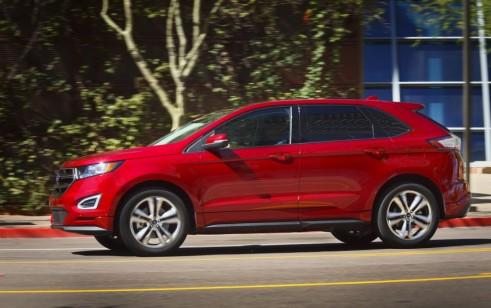 2016 Ford Edge vs Chevrolet Equinox Honda CRV Hyundai Santa Fe