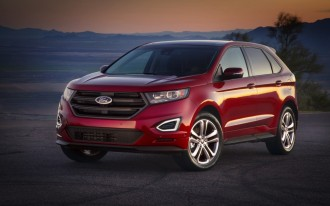 Ford recalls sedans and crossovers affected by road salt