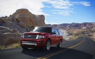 Bronco and more: Ford's crossover showroom of the future