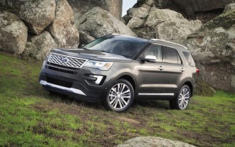 2015-2016 Ford Explorer, 2015 Ford Taurus, Flex, 2015 Lincoln MKS, MKT Recalled To Fix Parking Brake