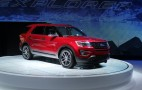 2016 Ford Explorer Preview: 2014 Los Angeles Auto Show