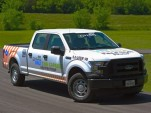 2016 Ford F-150 CNG conversion