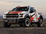 2016 Ford F-150 Raptor Baja 1000 racing truck