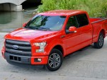 Ford F-150 plants recycle enough aluminum for 30,000 trucks a month