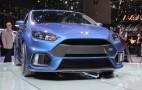 2016 Ford Focus RS Debuts At 2015 Geneva Motor Show: Video