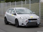 2016 Ford Focus RS spy shots
