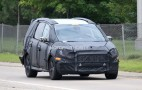 2016 Ford Galaxy Spy Shots