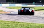 2016 Ford GT Race Car Tests At Sebring, Sounds Nasty: Video