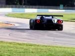 2016 Ford GT race car at Sebring