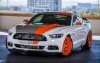 Ford Mustang Named Hottest Car At 2015 SEMA Show