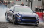 2016 Ford Mustang Cobra Jet Revealed, Runs 8.0-Second Quarter Mile: Video