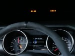 2016 Ford Mustang Shelby GT350 shift light indicator