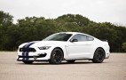 Ford Mustang Shelby GT350 Signed By George W. Bush Helps Raise $885k For Charity