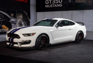 2016 Ford Mustang Shelby GT350R with VIN #001 at Barrett-Jackson Scottsdale Auction