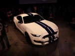 2016 Ford Mustang Shelby GT350  -  2014 Los Angeles Auto Show live preview photos