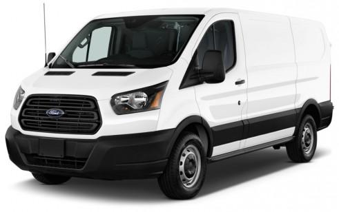 2016 ford transit cargo van vs ram promaster nissan nv ford