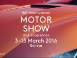 2016 Geneva Motor Show logo