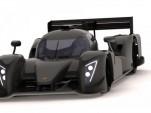 2016 Ginetta G57 race car