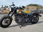 2016 Harley-Davidson Softtail Slim S by Ed Tahaney