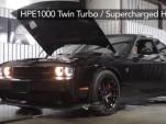 2016 Hennessey HPE1000 Dodge Challenger SRT Hellcat