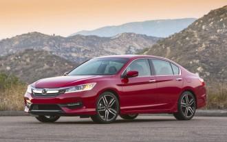2013-2016 Honda Accord recalled to fix battery glitch