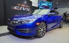 2016 Honda Civic Coupe: 2015 Los Angeles Auto Show