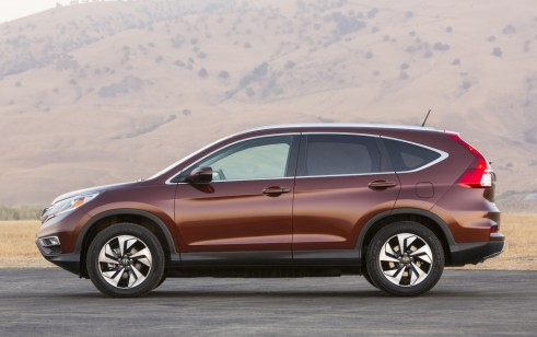 2016 honda cr v vs chevrolet equinox ford escape hyundai for Honda crv competitors