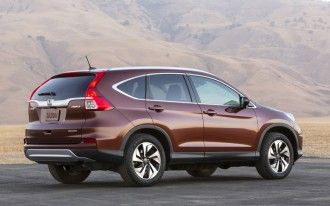 Honda CR-V vs. Hyundai Tucson: Compare Cars