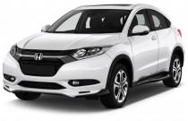 2016 Honda HR-V 2WD 4-door CVT EX-L w/Navi Angular Front Exterior View
