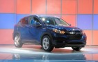 2016 Honda HR-V: Live Photos, Video, And Details From 2014 LA Auto Show