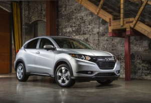 2016 Honda HR-V Subcompact SUV Starts At $19,995, On Sale May 15