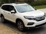 2016 Honda Pilot (Touring, long-term road test)