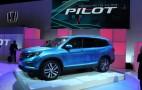2016 Honda Pilot revealed at 2015 Chicago auto show