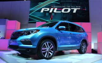 2016 Honda Pilot Video