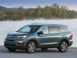 2016 Honda Pilot Seven-Seat SUV Rated At 22 Or 23 MPG Combined