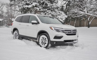 2016 Honda Pilot long-term road test: handling winter weather