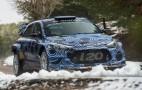 Hyundai Testing New i20 WRC, Rally Debut Delayed Until 2016 Season