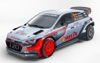 2016 Hyundai i20 WRC Revealed