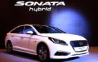 New Hyundai Sonata Hybrid Unveiled In Korea; U.S. Sales In 2016?