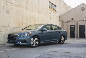 42-MPG Hyundai Sonata Hybrid Sedans Added To Hertz Rental Fleet