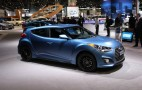 2016 Hyundai Veloster Rally Edition: Live At The 2015 Chicago Auto Show